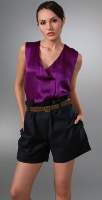 Jenni Kayne Vest Blouse from shopbop.com