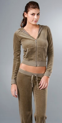 Juicy Couture Velour Hoodie