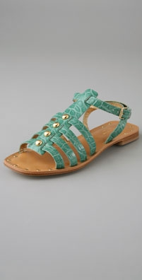 Kate Spade Bette Flat Gladiator Sandals