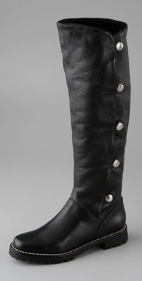 KORS Michael Kors Blizzard Snap Boot