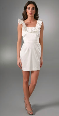 White Dress on Lovely Little White Dresses