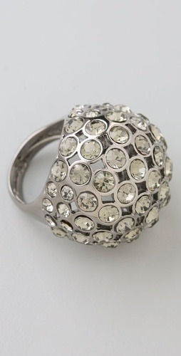 Charlotte Crystal Ring - Lee Angel Jewelry from shopbop.com