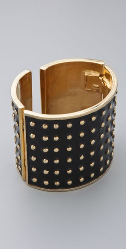 Lisa Stewart Jewelry Studded Cuff