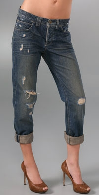 Madewell for shopbop Ex Boyfriend Jeans from shopbop.com