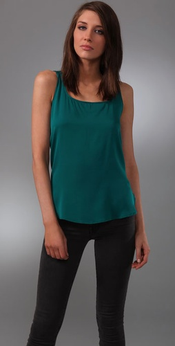 Mara Hoffman Beaded Spine Tank