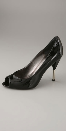 Marc by Marc Jacobs Martini Heel Open Toe Pump