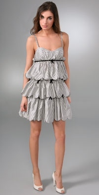 Marc by Marc Jacobs Tiered Dress