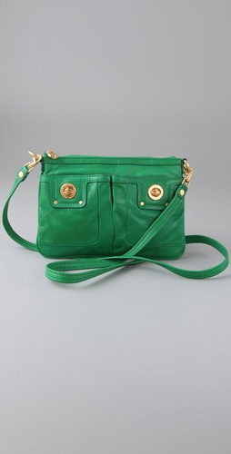 Marc by Marc Jacobs Totally Turnlock Percy Cross Body Bag
