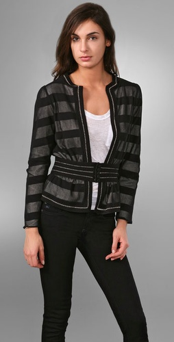 Marc by Marc Jacobs Stevie Sweater Jacket