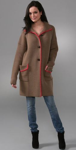 Marc by Marc Jacobs Yardley Sweater Coat at Shopbop.com image