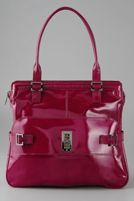 BagTrends.com, Handbag Expert Pamela Pekerman's Bag-a-licious Pick: Mulberry Maggie Tote