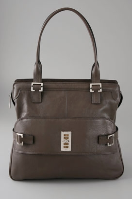 Mulberry Maggie Tote in Polished Goatskin