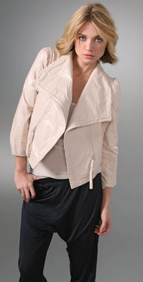 Madison Marcus Anthem Leather Jacket