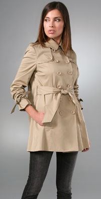 Moschino Cheap and Chic Trench Coat