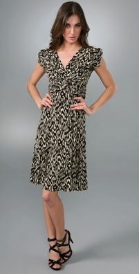Nanette Lepore Jungle Dress