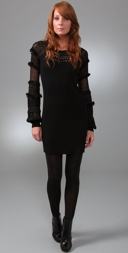 Nanette Lepore Medina Sweater Dress