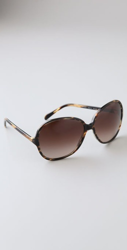 Oliver Peoples Eyewear Donyale Sunglasses from shopbop.com