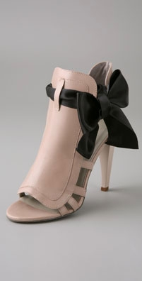 Omelle Danika Ribbon Sandals