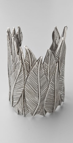 Douglas Feather Cuff - Opening Ceremony from shopbop.com