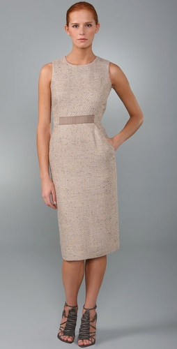Ports 1961 Tweed Sheath Dress