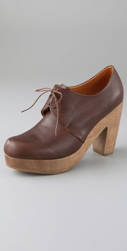 Rachel Comey Whistler Platform Oxford Pumps