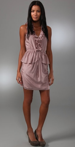 Rebecca Taylor All Ruffled Dress from shopbop.com