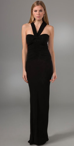Riller & Fount Selene Open Back Long Dress from shopbop.com