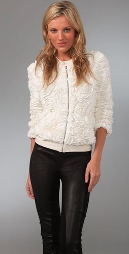 Rory Beca Belili Motorcycle Jacket from shopbop.com