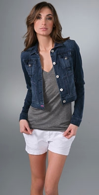 Rich & Skinny Speedy Denim Jacket