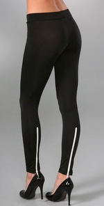 Sauce Back Zip Leggings