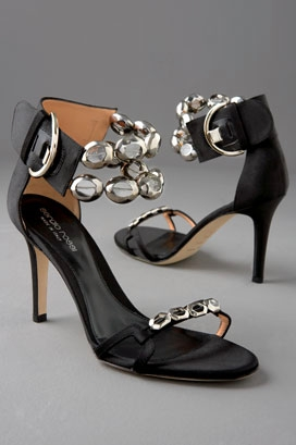 sergio rossi jeweled shoes