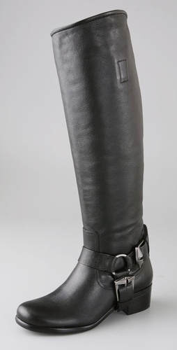 Fall 2009 Shoe Trends: Biker Boots - The Fashionable Housewife