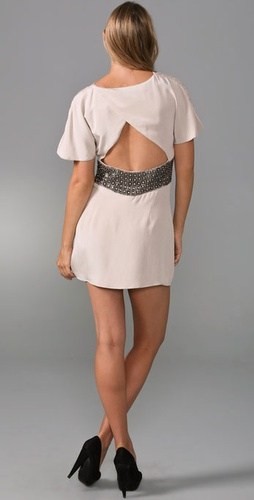 Sheri Bodell Liverpool Studded Dress
