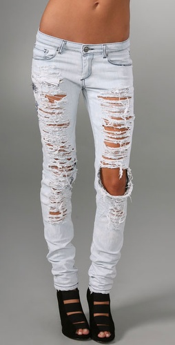 ShopBop Custom Denim - Denimology
