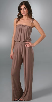 T-Bags Wide Leg Jumpsuit