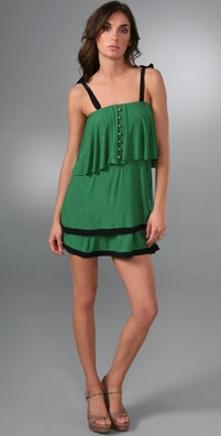 T-Bags Tiered Dress
