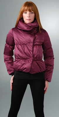 Theory Keilly Puffer Jacket