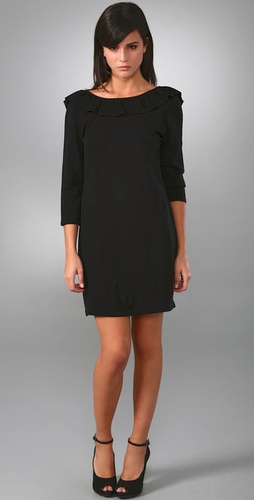 Tibi Scoop Back Dress