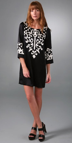 Tibi Odessa Shift Dress