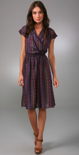 Tucker Cross Front Flowy Dress from shopbop.com