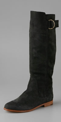 Twelfth St. by Cynthia Vincent Whitney Flat Riding Boot