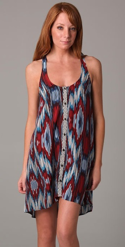 Twelfth St. by Cynthia Vincent High Low Tank Dress - Shopbop