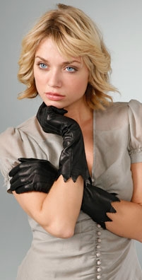Twenty8Twelve Celia Leather Gloves