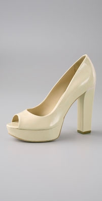 Pour La Victoire Roselyn Open Toe Platform Pump - shopbop.com from shopbop.com
