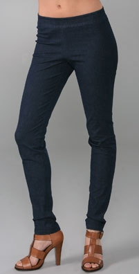 Vince Denim Leggings