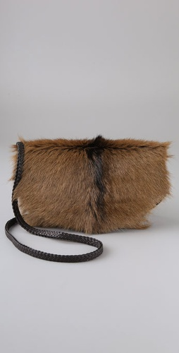 Wendy Nichol Gatherer Mini Fur Bag