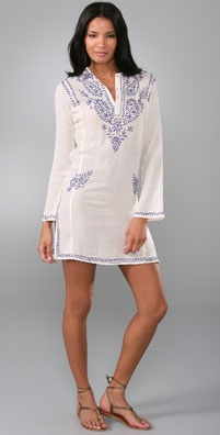 What Comes Around Goes Around Carolina Tunic Dress