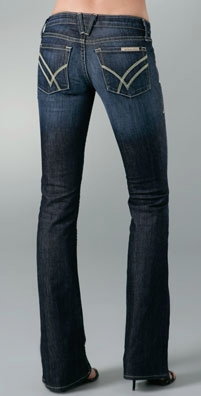 William Rast Stella 5 Pocket Boot Cut Jean