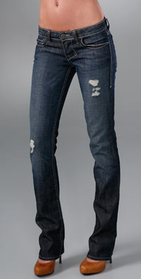 William Rast Sadie Straight Leg Jean