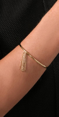 Jennifer Zeuner Fringe Bangle